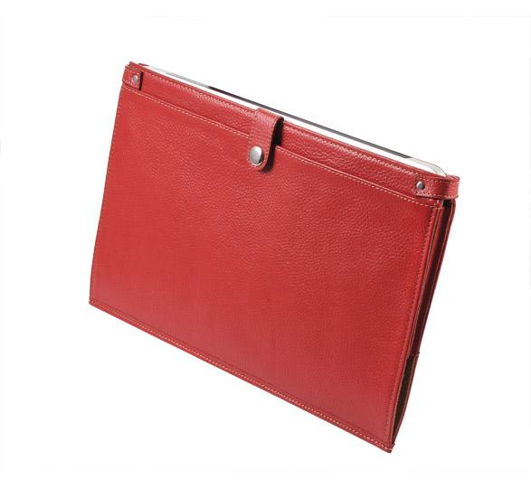 Funda tablet y o laptop en piel for Fundas notebook
